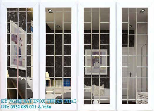 Khung bảo vệ cửa sổ 04