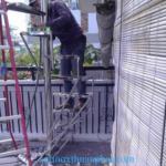 Lắp đặt cầu thang xoắn ốc