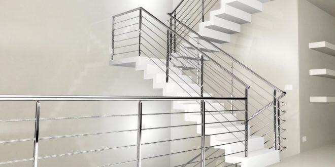 Cầu thang inox có bao nhiêu LOẠI và Cách phân biệt nhanh