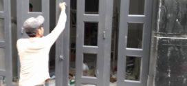 THUẬN PHÁT hoàn thành công trình làm CỬA CỔNG SẮT ở quận 9 TpHCM