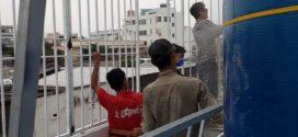 Lắp khung bảo vệ nhà phố
