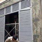Lắp cửa cổng sắt quận Bình Tân