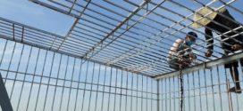 Khung bảo vệ inox 304 hoàn thiện cho khách hàng đầu năm 2020